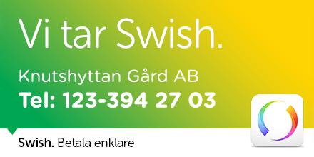 Knutshyttan Gård AB Swish